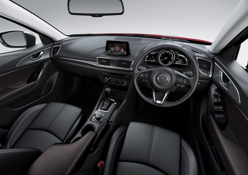 2016 Mazda 3 facelift officially revealed – new looks, updated powertrain line-up, additional tech features Image #518463