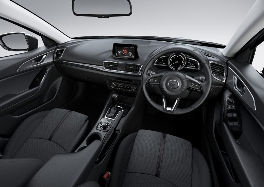 2016 Mazda 3 facelift officially revealed – new looks, updated powertrain line-up, additional tech features Image #518469