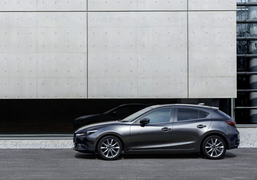 2016 Mazda 3 facelift officially revealed – new looks, updated powertrain line-up, additional tech features Image #518471