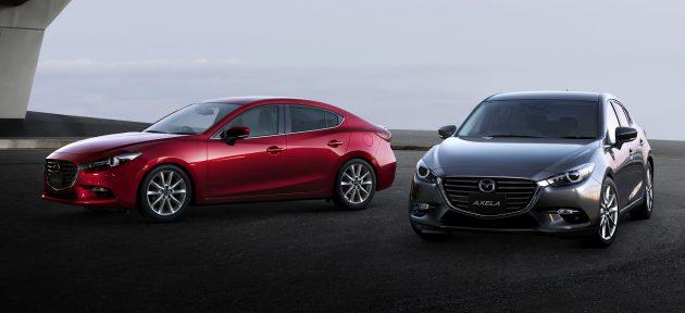 2016 Mazda 3 facelift Axela 6