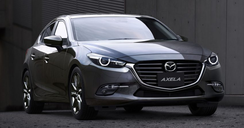 2016 Mazda 3 facelift officially revealed – new looks, updated powertrain line-up, additional tech features Image #518472
