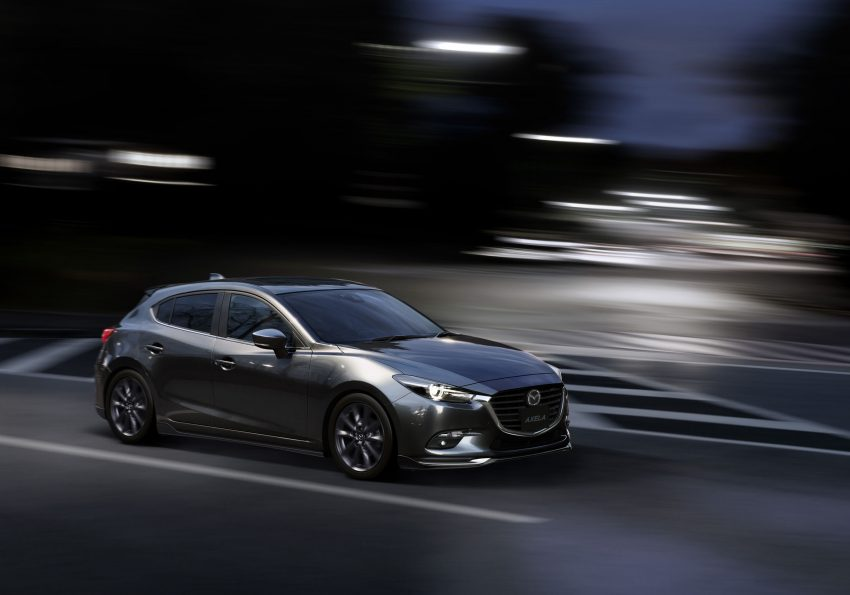 2016 Mazda 3 facelift officially revealed – new looks, updated powertrain line-up, additional tech features Image #518473