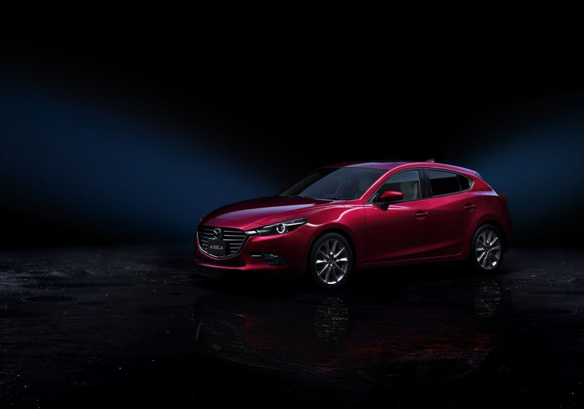 2016 Mazda 3 facelift officially revealed – new looks, updated powertrain line-up, additional tech features Image #518476