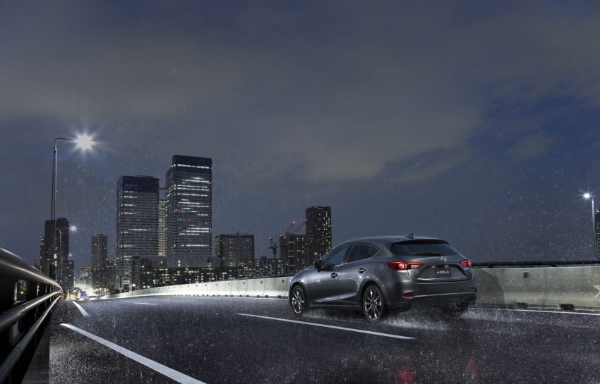 2016 Mazda 3 facelift officially revealed – new looks, updated powertrain line-up, additional tech features Image #518477