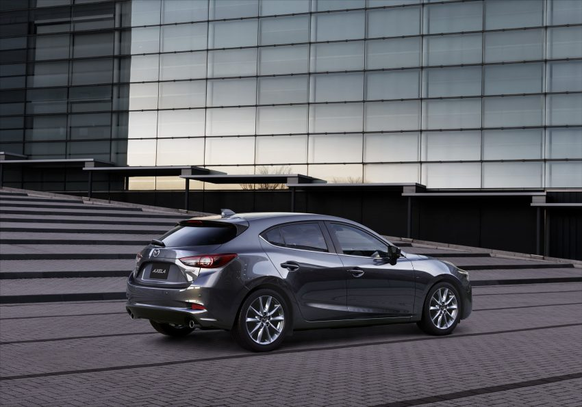 2016 Mazda 3 facelift officially revealed – new looks, updated powertrain line-up, additional tech features Image #518478