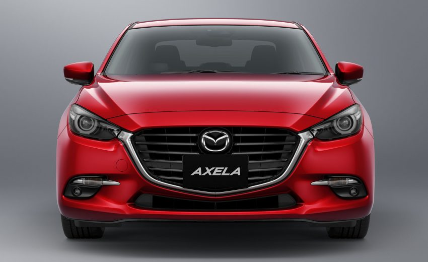 2016 Mazda 3 facelift officially revealed – new looks, updated powertrain line-up, additional tech features Image #518480