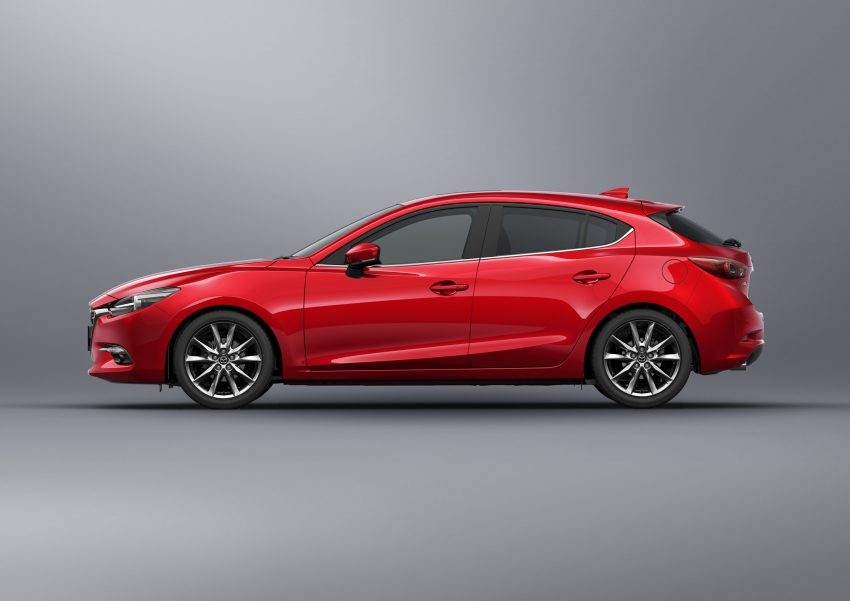 2016 Mazda 3 facelift officially revealed – new looks, updated powertrain line-up, additional tech features Image #518484