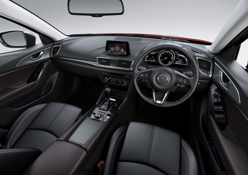 2016 Mazda 3 facelift officially revealed – new looks, updated powertrain line-up, additional tech features Image #518488