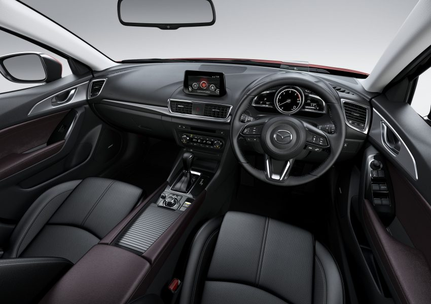 2016 Mazda 3 facelift officially revealed – new looks, updated powertrain line-up, additional tech features Image #518491