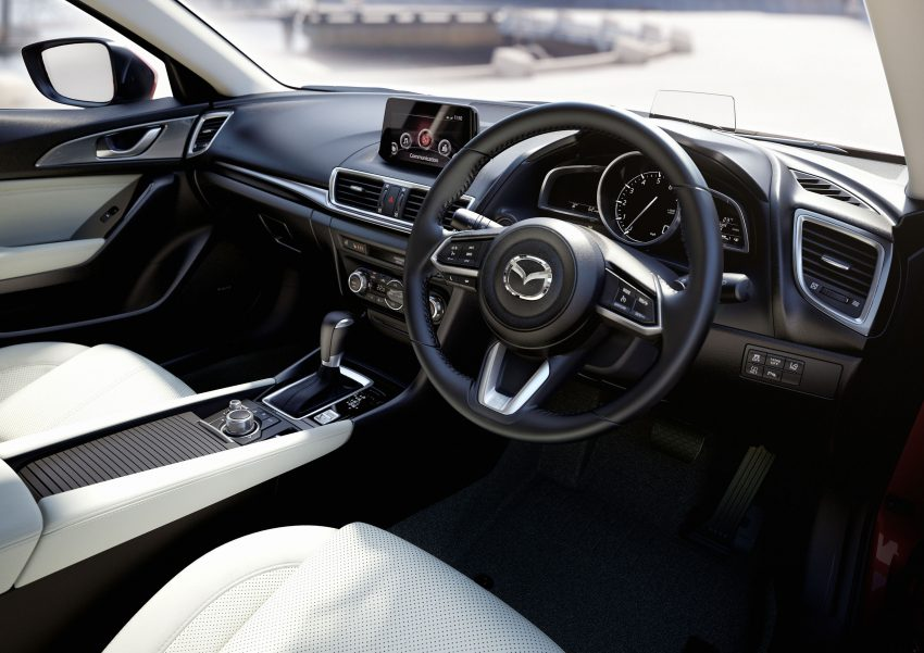 2016 Mazda 3 facelift officially revealed – new looks, updated powertrain line-up, additional tech features Image #518496