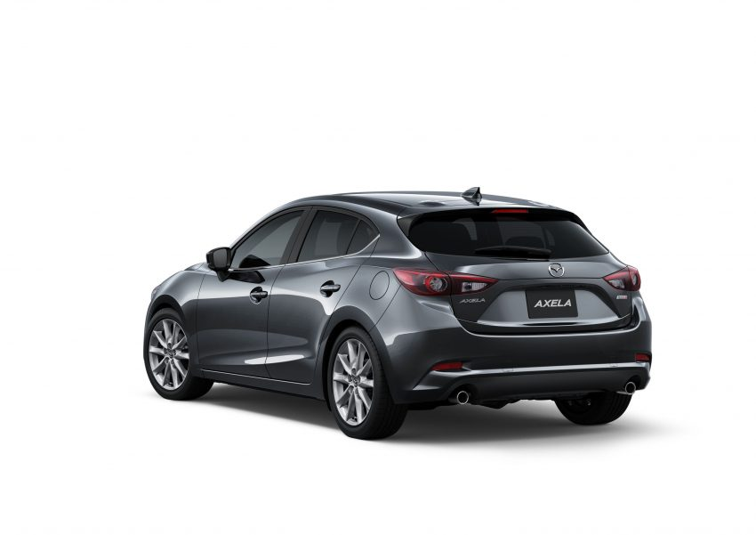 2016 Mazda 3 facelift officially revealed – new looks, updated powertrain line-up, additional tech features Image #518501