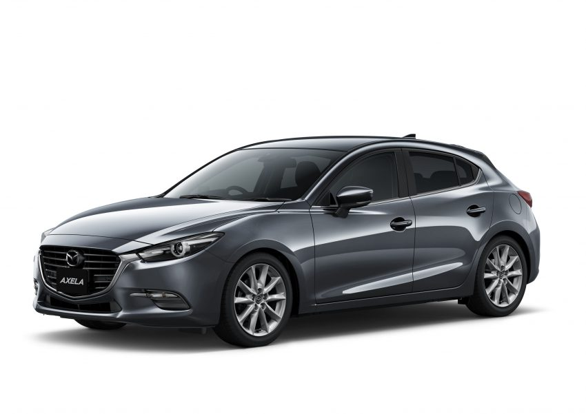 2016 Mazda 3 facelift officially revealed – new looks, updated powertrain line-up, additional tech features Image #518502