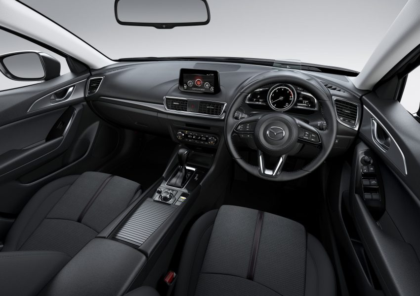 2016 Mazda 3 facelift officially revealed – new looks, updated powertrain line-up, additional tech features Image #518503