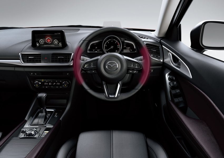 2016 Mazda 3 facelift officially revealed – new looks, updated powertrain line-up, additional tech features Image #518510