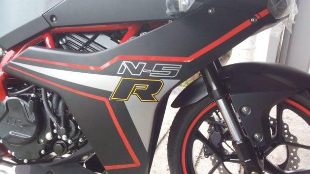 2016 Naza Blade N5R - 1