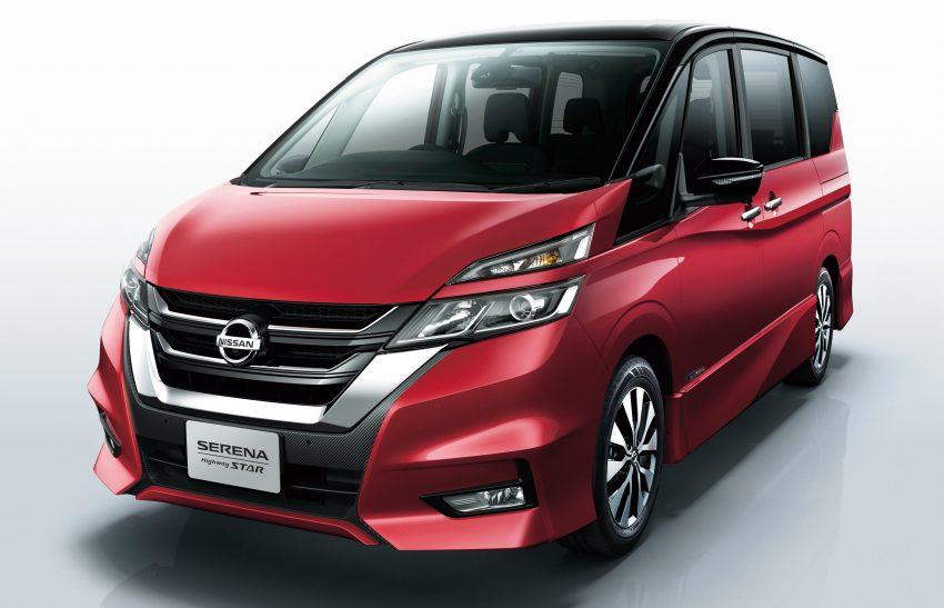 All-new Nissan Serena – fifth-generation model debuts Image #517754