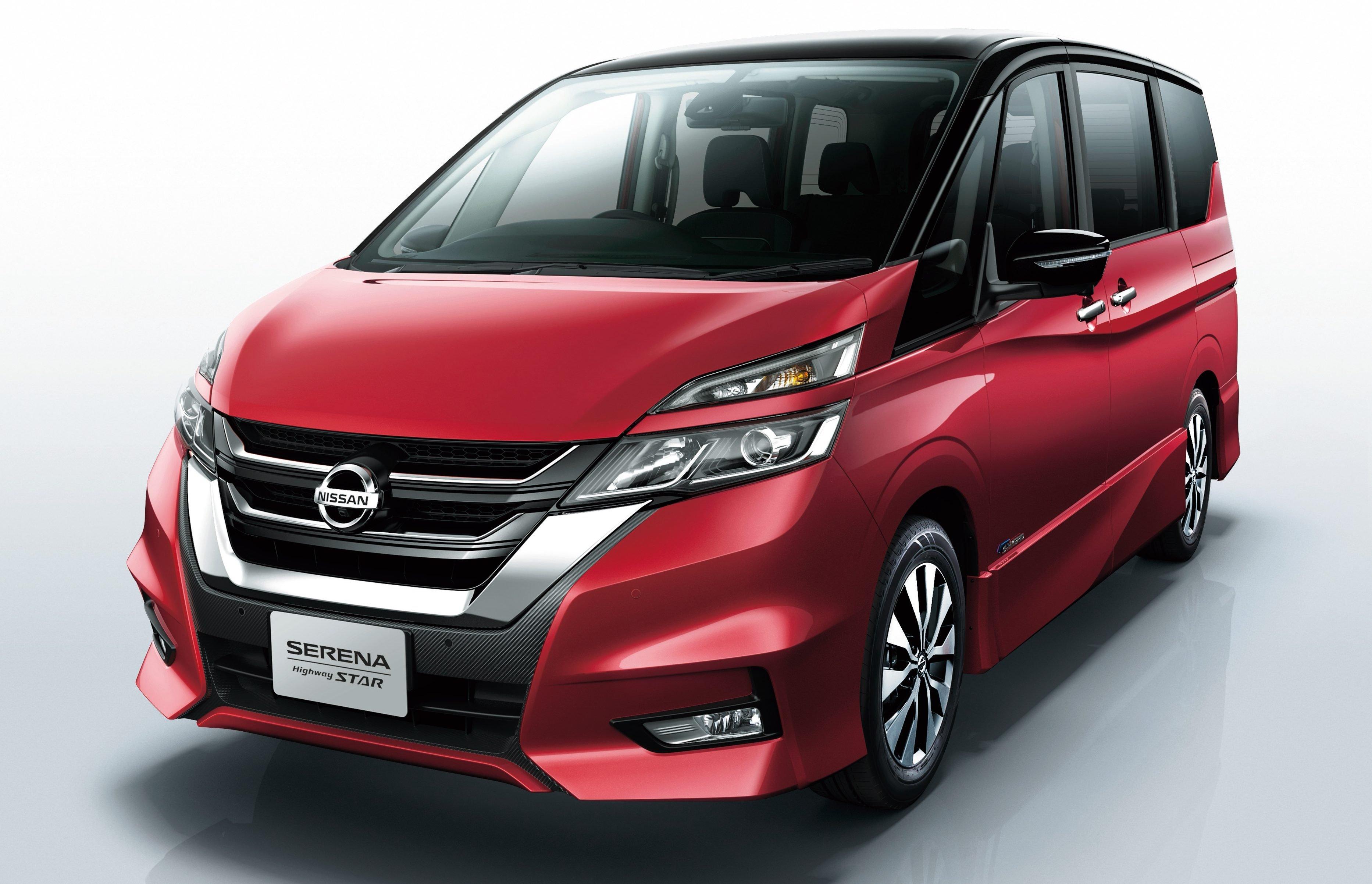 All-new Nissan Serena – fifth-generation model debuts Image 517754