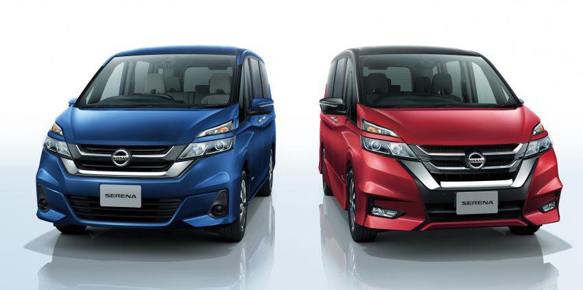 All-new Nissan Serena – fifth-generation model debuts Image #517758