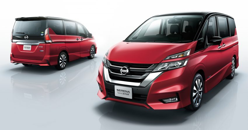 All-new Nissan Serena – fifth-generation model debuts Image #517759