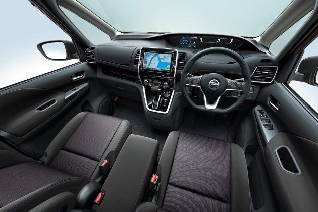 2016 Nissan Serena 5