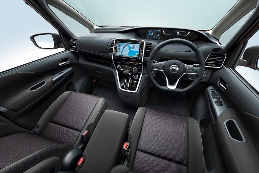 All-new Nissan Serena – fifth-generation model debuts Image #517760