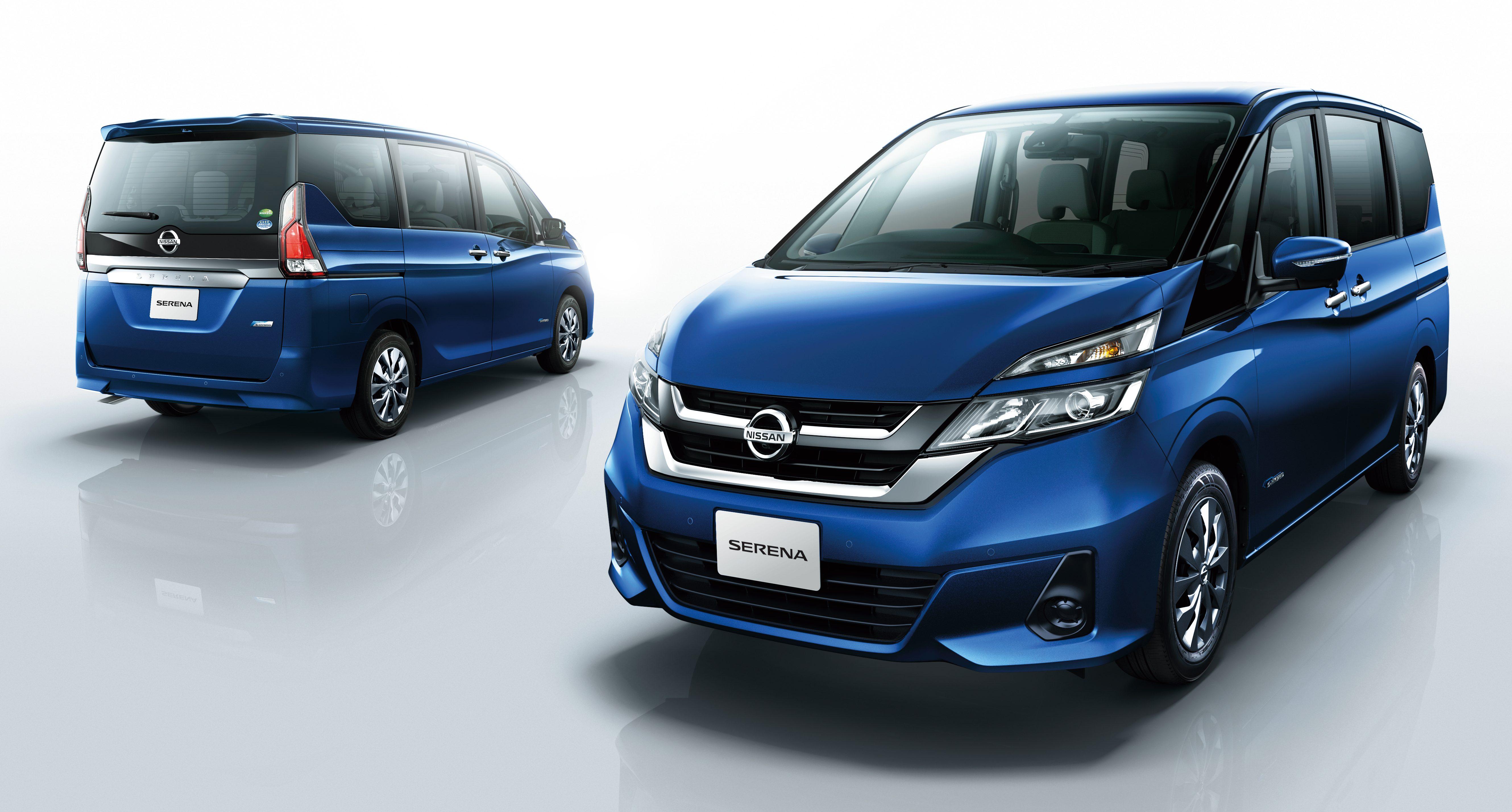 All-new Nissan Serena – fifth-generation model debuts Image 517761