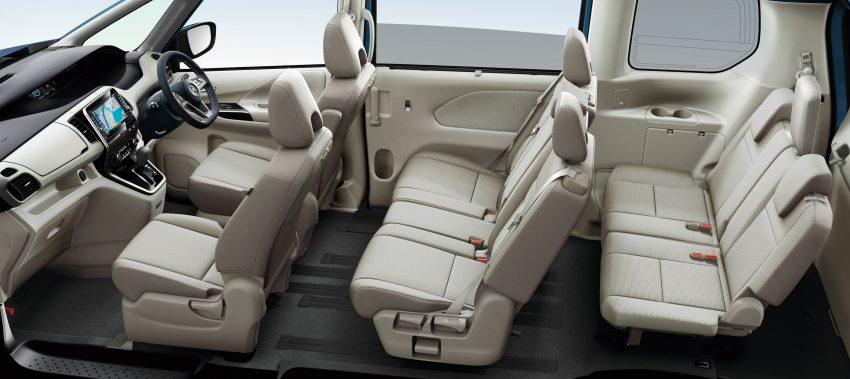All-new Nissan Serena – fifth-generation model debuts Image #517762