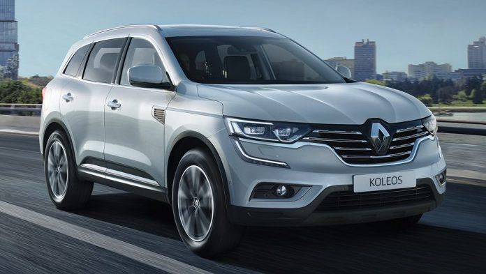 2016 renault koleos australian specifications pricing revealed four variants offered from rm91k. Black Bedroom Furniture Sets. Home Design Ideas