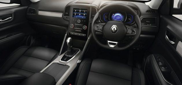 2016 Renault Koleos Australia gallery 9
