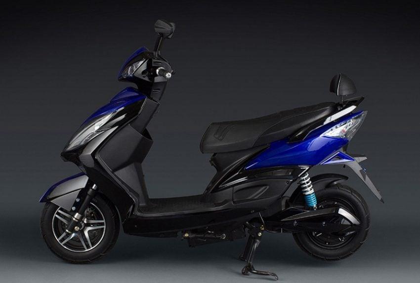 Motosikal elektrik Treeletrik dilancarkan di Malaysia Image #525660