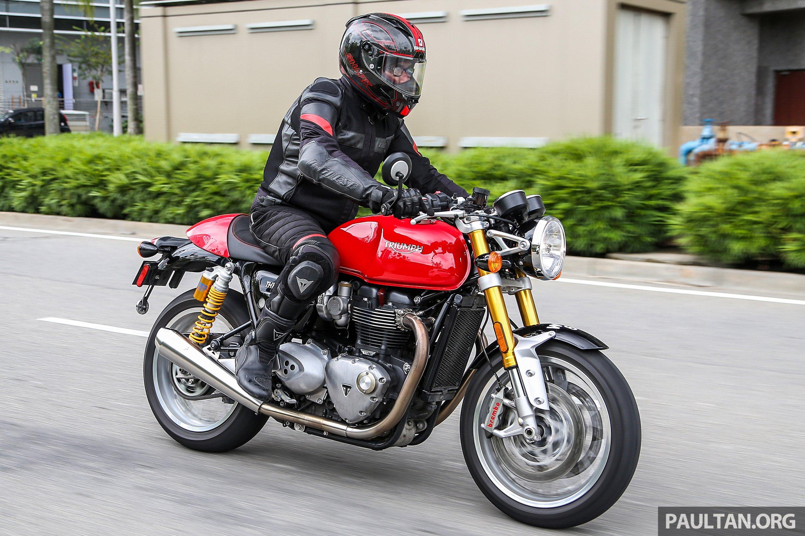 Triumph Thruxton Cost Idea Di Immagine Del Motociclo