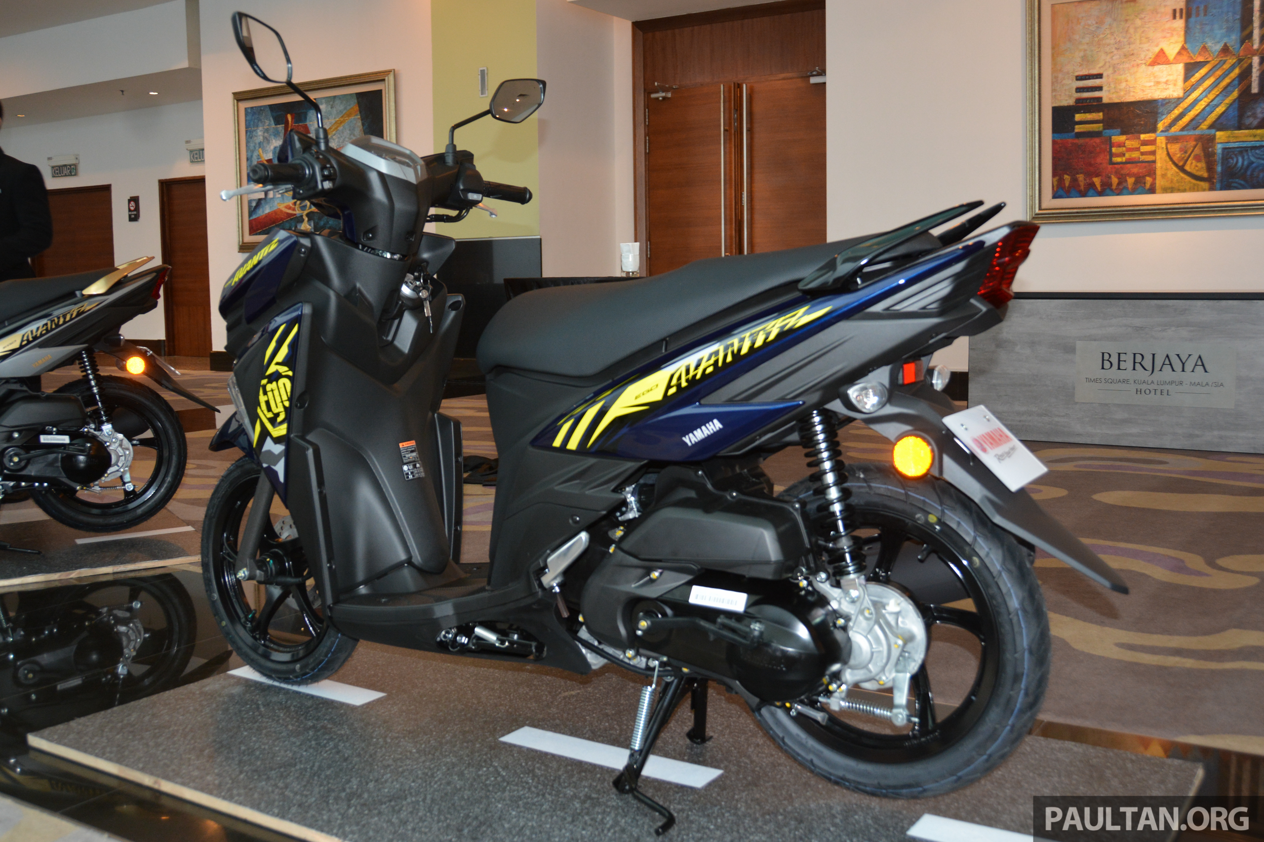 125cc Auto Electrical Wiring Diagram Rondaful Motion Led Yamaha Lancar Ego Avantiz Harga Dari Rm5 700 Paul