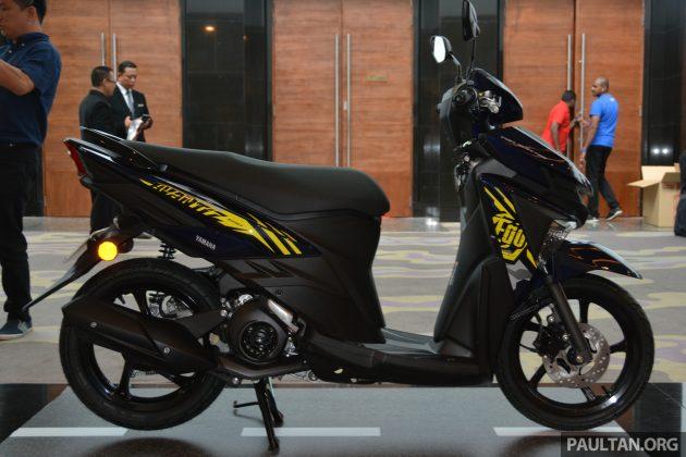 2016 Yamaha Avantiz Ego -8