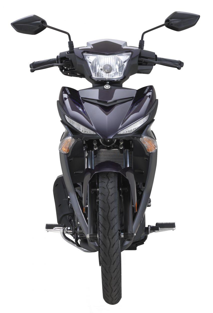 Yamaha Y15ZR 2016 – tampil dengan warna kelabu – ungu baharu, dijual dengan harga RM8,210 Image #525583