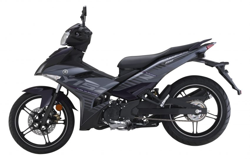 2016 Yamaha Y15ZR – now in grey, priced at RM8,210 Image #525330