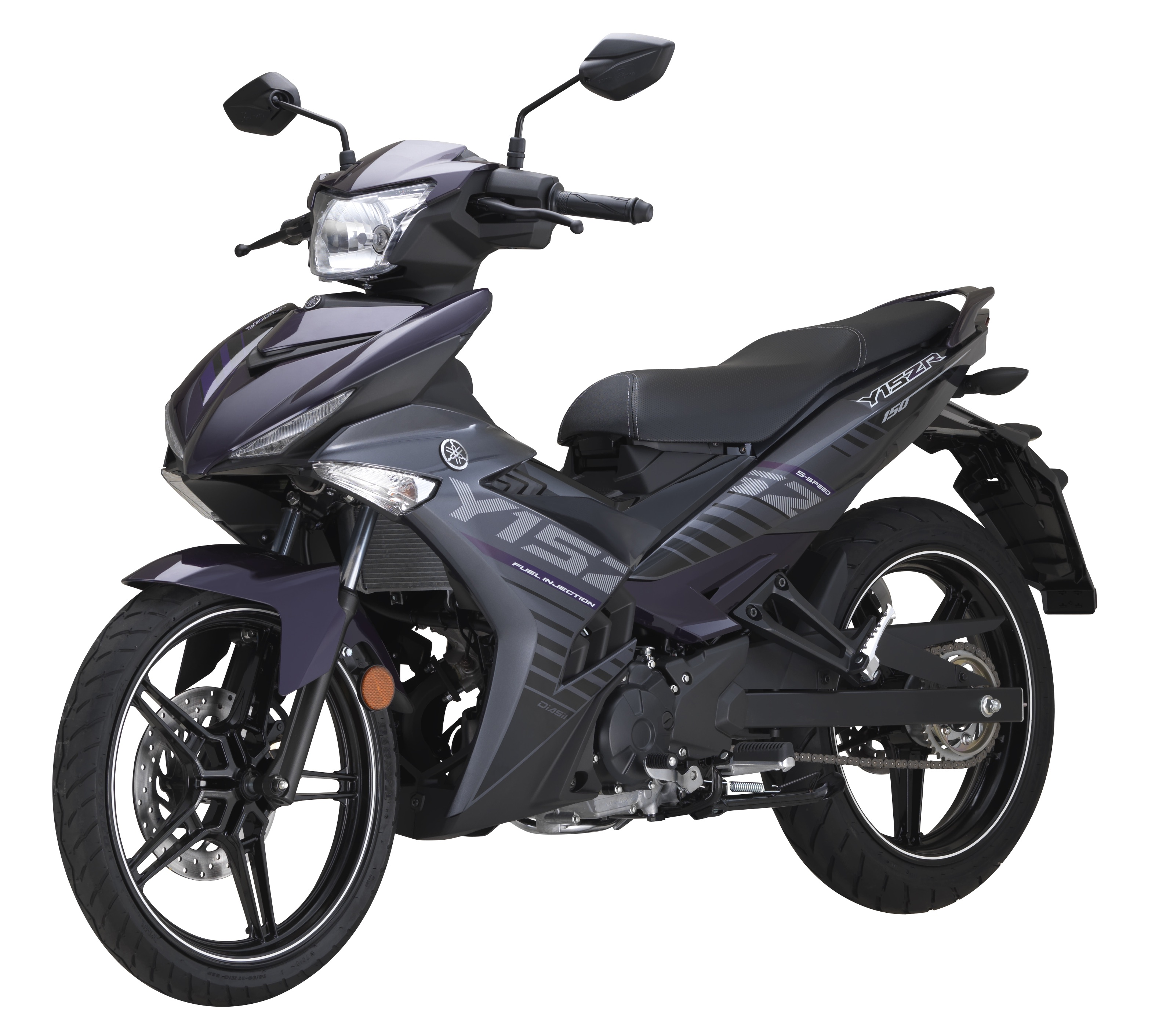 2016 Yamaha Y15ZR Now In Grey Priced At RM8210 Image