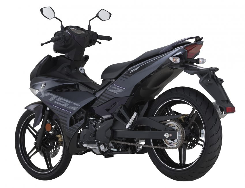2016 Yamaha Y15ZR – now in grey, priced at RM8,210 Image #525332