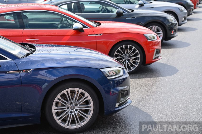 DRIVEN: 2017 Audi A5 and S5 Coupe – enduring class Image #521395