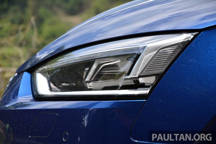 DRIVEN: 2017 Audi A5 and S5 Coupe – enduring class Image #521417