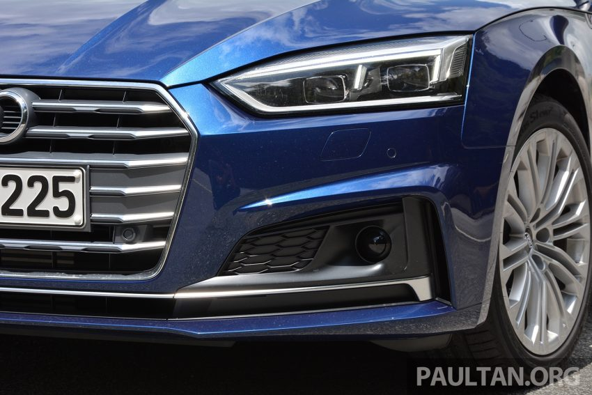 DRIVEN: 2017 Audi A5 and S5 Coupe – enduring class Image #521422