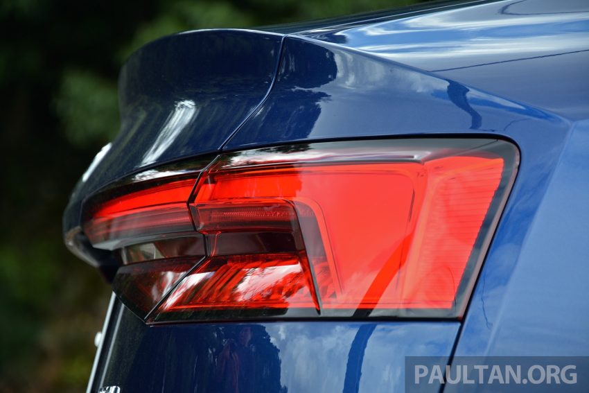 DRIVEN: 2017 Audi A5 and S5 Coupe – enduring class Image #521424
