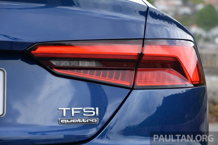 DRIVEN: 2017 Audi A5 and S5 Coupe – enduring class Image #521426