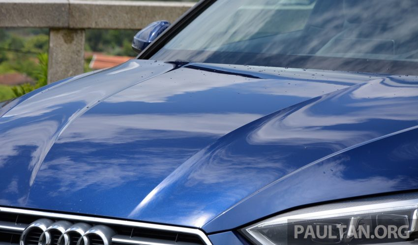 DRIVEN: 2017 Audi A5 and S5 Coupe – enduring class Image #521436