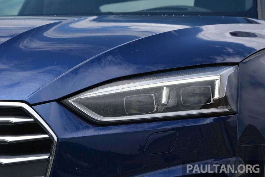 DRIVEN: 2017 Audi A5 and S5 Coupe – enduring class Image #521439