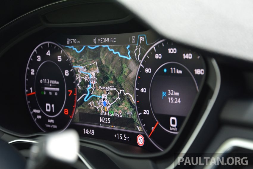 DRIVEN: 2017 Audi A5 and S5 Coupe – enduring class Image #521444