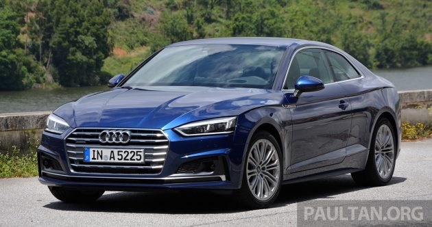 Driven 2017 Audi A5 And S5 Coupe Enduring Class