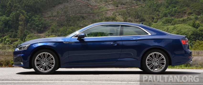 DRIVEN: 2017 Audi A5 and S5 Coupe – enduring class Image #521471