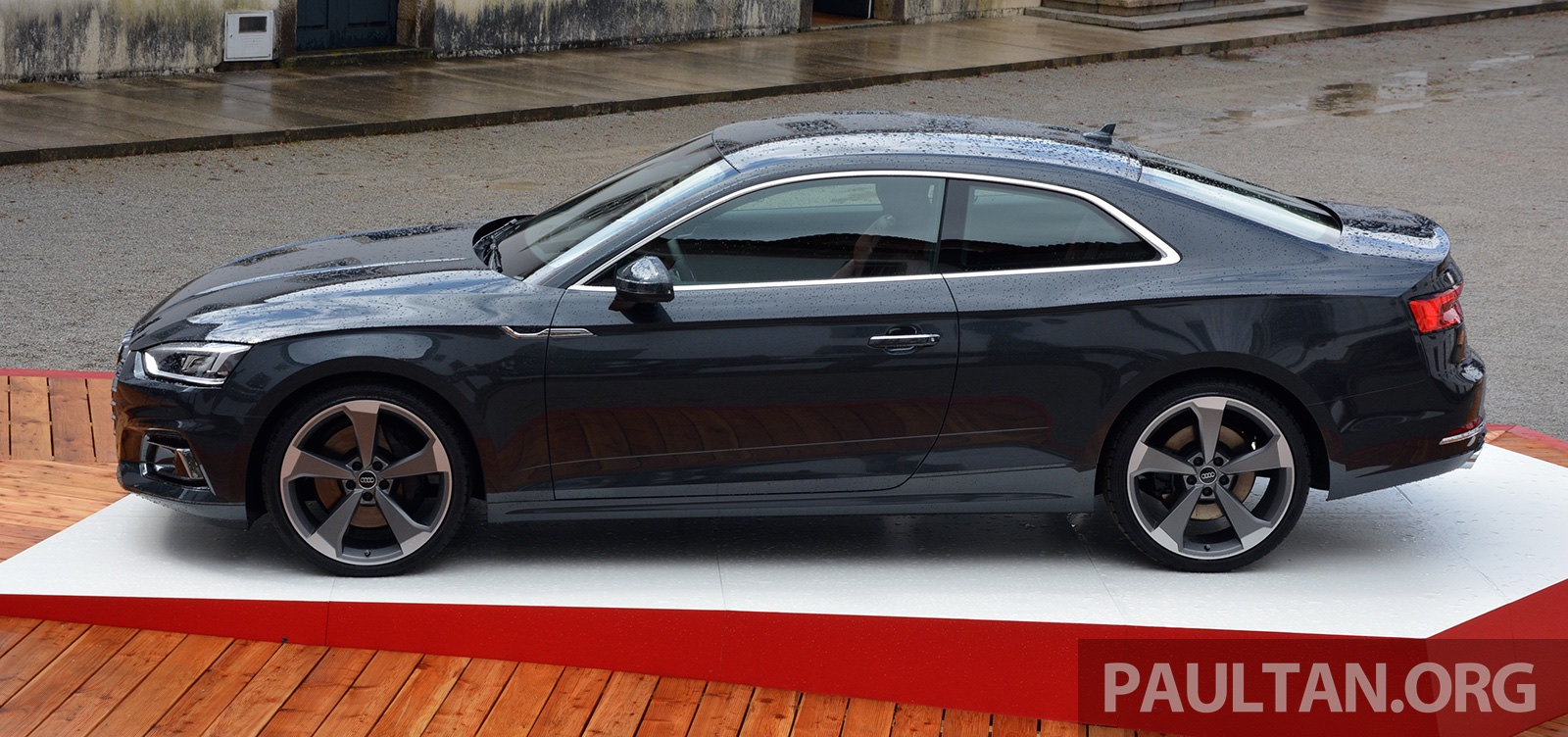 Driven 2017 Audi A5 And S5 Coupe Enduring Class Image