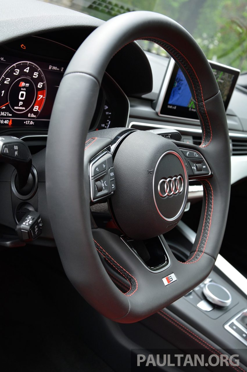DRIVEN: 2017 Audi A5 and S5 Coupe – enduring class Image #521518