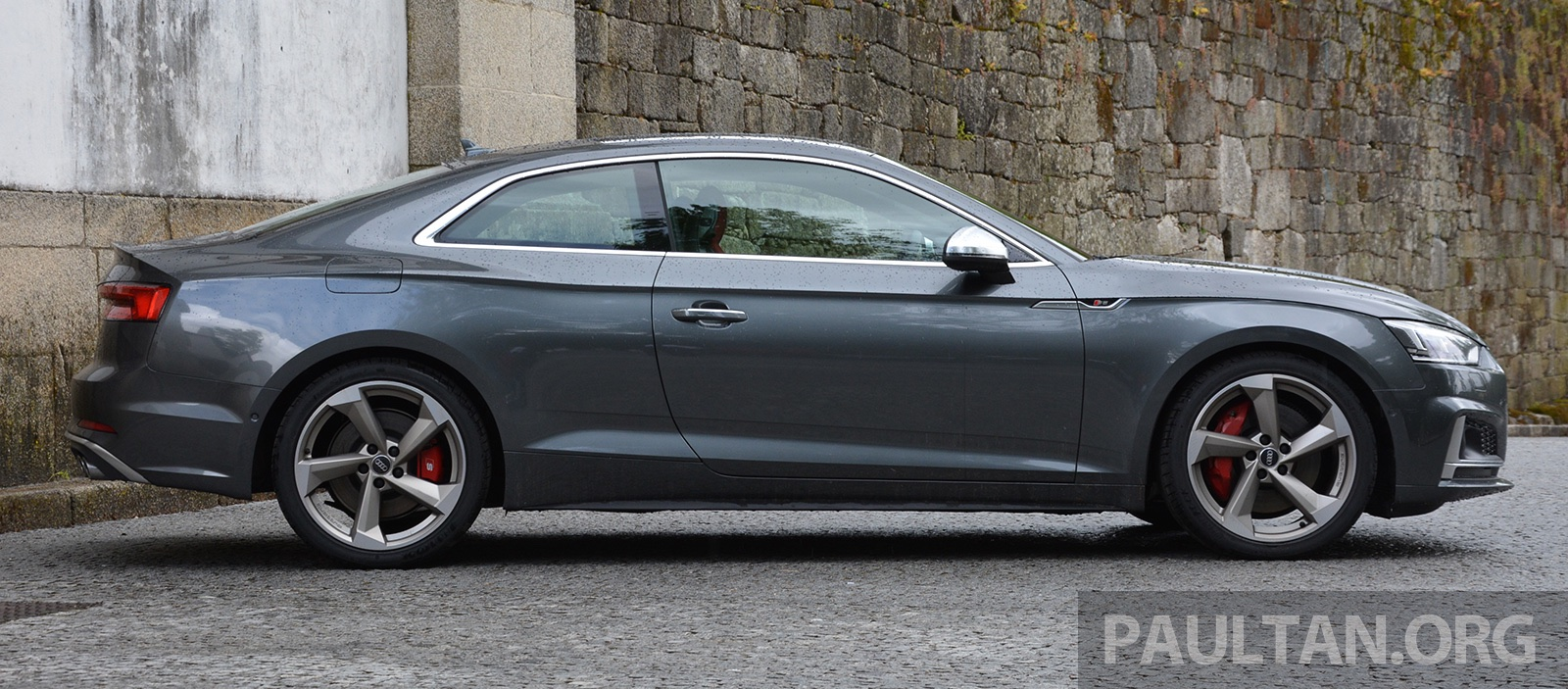 Driven 2017 Audi A5 And S5 Coupe Enduring Cl Image 521526